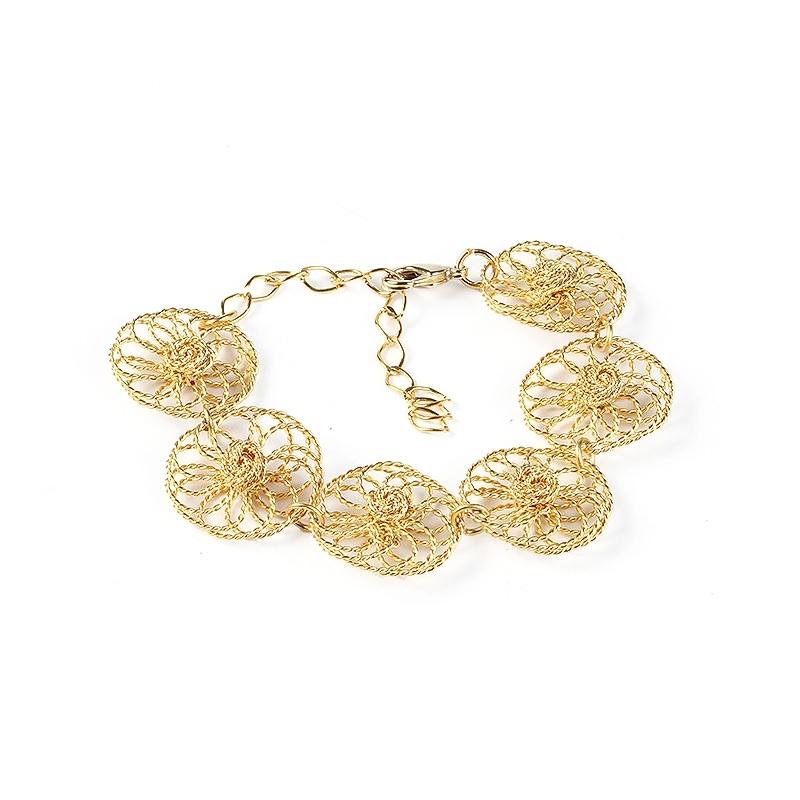 PFC32 – Armband aus Kupferdraht | Andreia Fashion